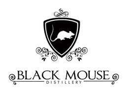 #50 untuk Design a Logo for Black Mouse Distillery oleh ciprilisticus
