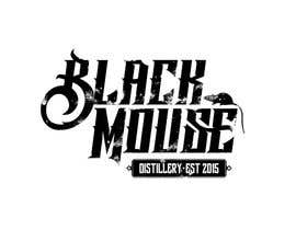 #22 untuk Design a Logo for Black Mouse Distillery oleh sequencesydney