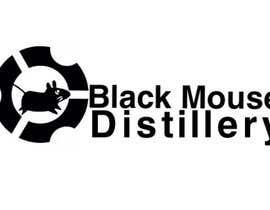 #15 untuk Design a Logo for Black Mouse Distillery oleh chaugiang01686
