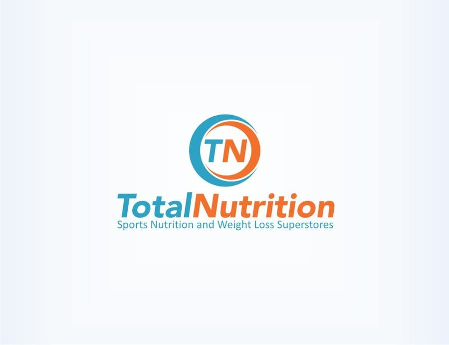 Entry 142 By Fijarobc For Design A Logo For Total Nutrition