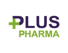 hatimou tarafından Projetar um Logo for Plus Pharma için no 38