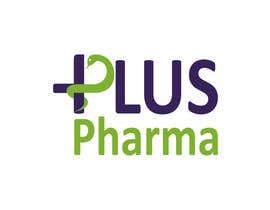 hatimou tarafından Projetar um Logo for Plus Pharma için no 42