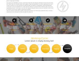 #24 untuk Design a Homepage and 2 Inner Pages oleh ubmtechnologies