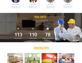 jituchoudhary tarafından Design a Homepage and 2 Inner Pages için no 15