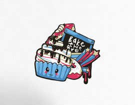 #6 untuk New logo for Bake That Art facebook homepage oleh b0ranna