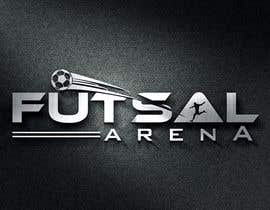 "#38 untuk Make a Logo for a Soccer playing arena - ""Futsal Arena"" oleh AWAIS0"