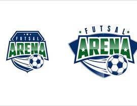 """roman230005 tarafından Make a Logo for a Soccer playing arena - """"Futsal Arena"""" için no 41"""