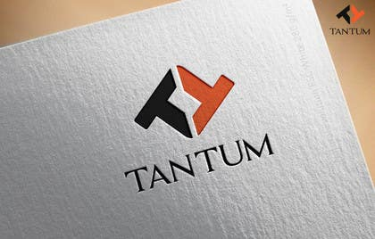 #24 untuk Design a Logo for: Tantum t oleh silverhand00099