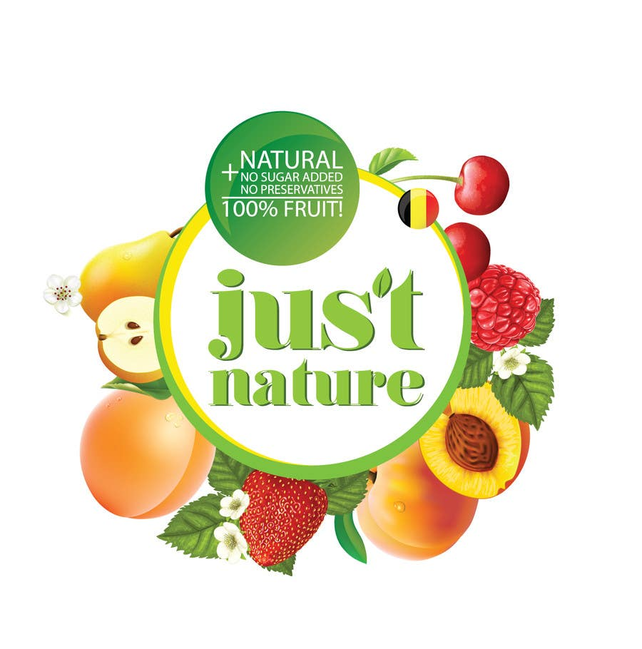 Entry #33 by dilpora for Design a logo for our fruit juice