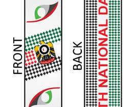 zeddcomputers tarafından Design UAE National Day Scarf için no 18