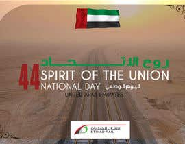 #3 untuk Design UAE National Day Scarf oleh bobbinga71