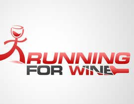 nº 22 pour Design a Logo for Runnin for Wine par LogoDesignPro