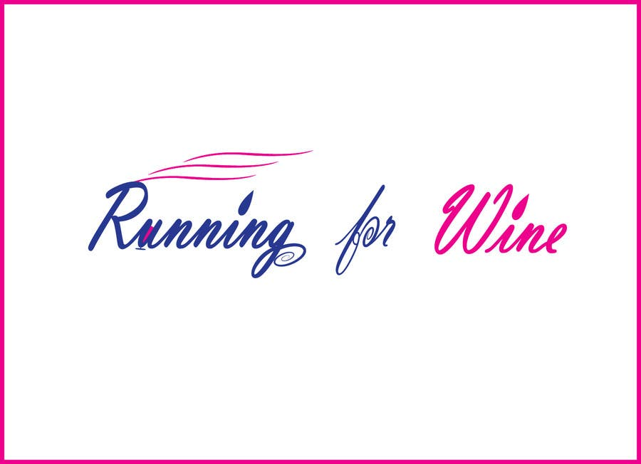 Proposition n°24 du concours Design a Logo for Runnin for Wine