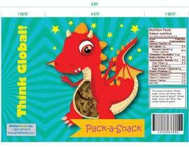 #18 untuk Create Print and Packaging Designs for a Cookie oleh hristina1605