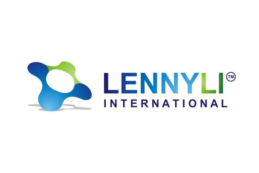 Proposition n°                                        143                                      du concours                                         Logo Design for Lenny Li International www.lennyli.com
