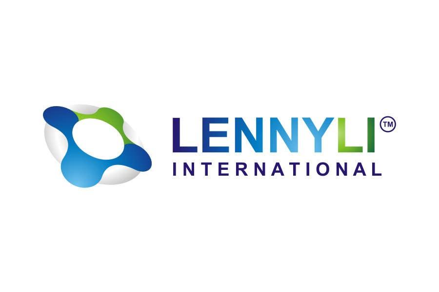 Konkurrenceindlæg #                                        145                                      for                                         Logo Design for Lenny Li International www.lennyli.com