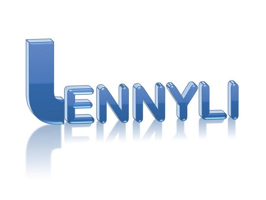 Конкурсная заявка №                                        136                                      для                                         Logo Design for Lenny Li International www.lennyli.com