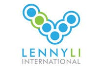 Participación Nro. 169 de concurso de Graphic Design para Logo Design for Lenny Li International www.lennyli.com