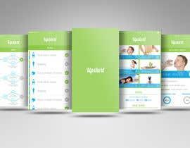 Nayemhasan09 tarafından Design an App Mockup for A Goal App için no 16