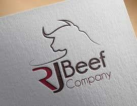 amzilyoussef18 tarafından Design a Logo for  RJ Beef Company için no 31