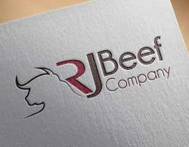 amzilyoussef18 tarafından Design a Logo for  RJ Beef Company için no 35