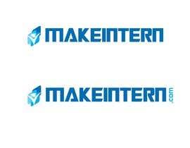 #15 untuk Design a Logo for www.makeintern.com oleh towhidhasan14