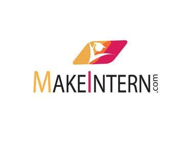 #20 untuk Design a Logo for www.makeintern.com oleh linadenk