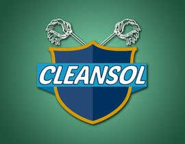 #41 para Diseñar un logotipo for CLEANSOL de Alonsomg