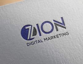swethaparimi tarafından Projetar um Logo for Zion Digital Marketing için no 65