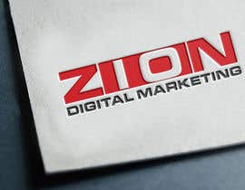 ZulqarnainAwan89 tarafından Projetar um Logo for Zion Digital Marketing için no 110