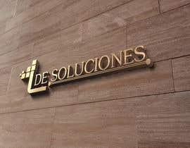 """Junaidy88 tarafından Diseñar un logotipo para """"LDE SOLUCIONES"""" için no 23"""