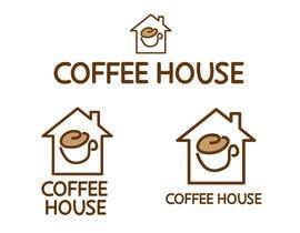lilatochi tarafından Design a Logo for Coffee House için no 48