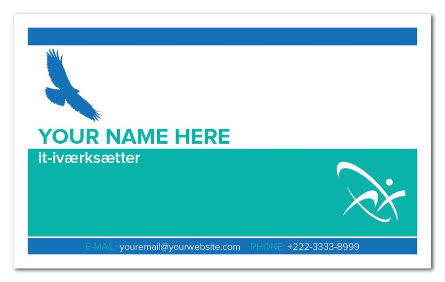#23 for Personal business card for it-entrepreneur by mkdoluweera