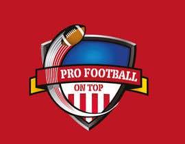 #34 untuk Create a Logo for an American Football website oleh rananyo