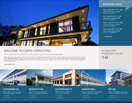#7 untuk GMPM Website redesign oleh styleworksstudio
