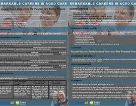 modinoart tarafından Design a Flyer for Aged Care Course için no 3