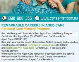 Mohamedsaa3d tarafından Design a Flyer for Aged Care Course için no 2