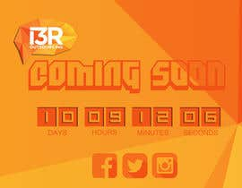 "webcodez tarafından Funky ""Relaunching Soon"" Landing page için no 12"