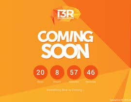 "Webicules tarafından Funky ""Relaunching Soon"" Landing page için no 5"