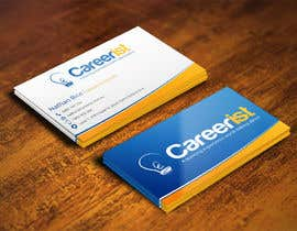 #49 untuk Design some Business Cards for Carrerist oleh mohanedmagdii