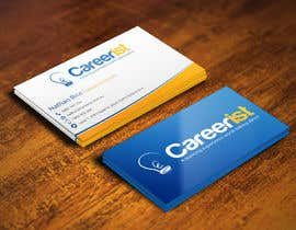 #50 untuk Design some Business Cards for Carrerist oleh mohanedmagdii