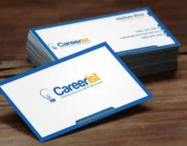 #46 untuk Design some Business Cards for Carrerist oleh BikashBapon