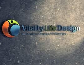 #8 untuk Design a Logo for Vitality Life Design oleh oldestsebi