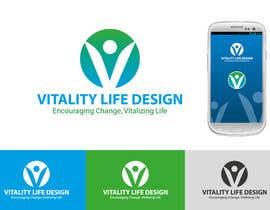 #23 untuk Design a Logo for Vitality Life Design oleh HimawanMaxDesign