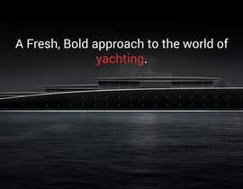 #19 untuk Design some TEXT for a Yacht Website oleh kumarsravan031