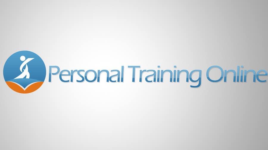 Bài tham dự cuộc thi #                                        8                                      cho                                         Design a Logo for Personal Training Online