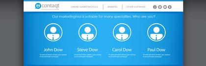#6 untuk Design and implement a custom made website navigation oleh Yaroslav86