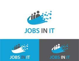 #59 untuk Design a Logo for Jobs In IT oleh aliesgraphics40