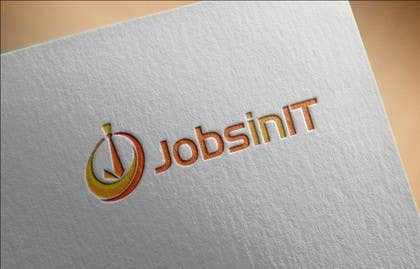 #35 untuk Design a Logo for Jobs In IT oleh patelrajan2219