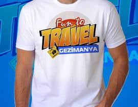 #44 untuk Travel concepted tshirt desings oleh macronalcala